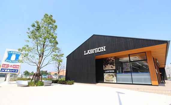 ローソン ViNA GARDENS店オープン!