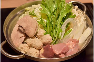 水炊き・もつ鍋・鳥料理 博多華味鳥