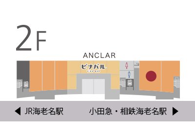 ANCLAR地図