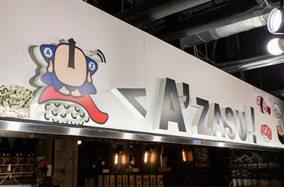 A'ZASU!