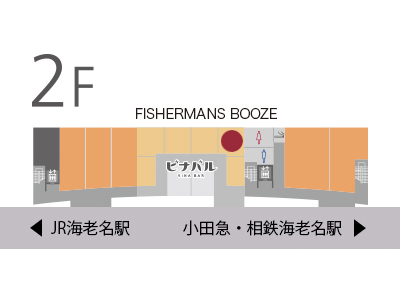 FISHERMANS BOOZE地図