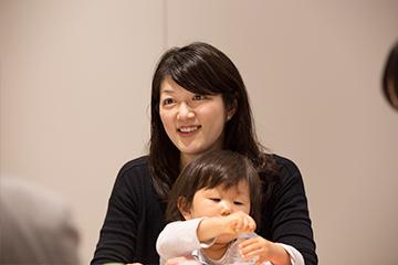 押田明子さん