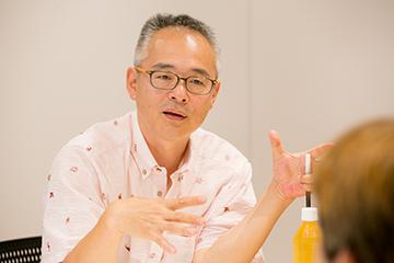 田中 信行さん