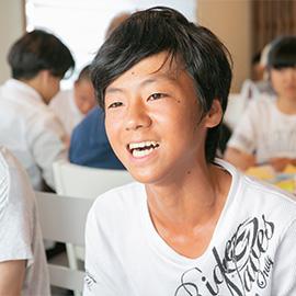 佐藤 悠羅(さとう ゆうら) 中2
