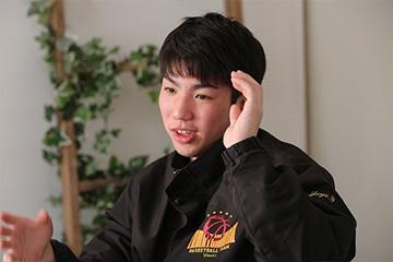 横田翔矢(よこた しょうや)さん