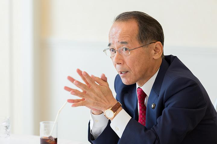 小田急電鉄取締役社長 星野 晃司